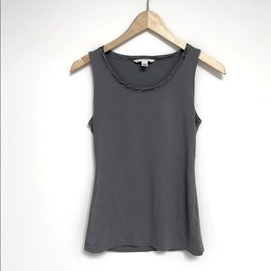 Banana Republic Grey Tank XS